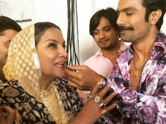 Ashmit Patel 'Honoured' to Work With Shabana Azmi in New TV Show