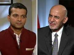 Exclusive: Isolate Those Who Wink, Blink At Terror, Afghan President Ashraf Ghani Tells NDTV