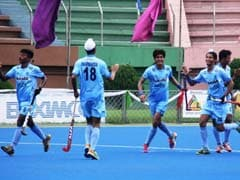 India Tame Pakistan To Enter Final of U-18 Asia Cup Hockey