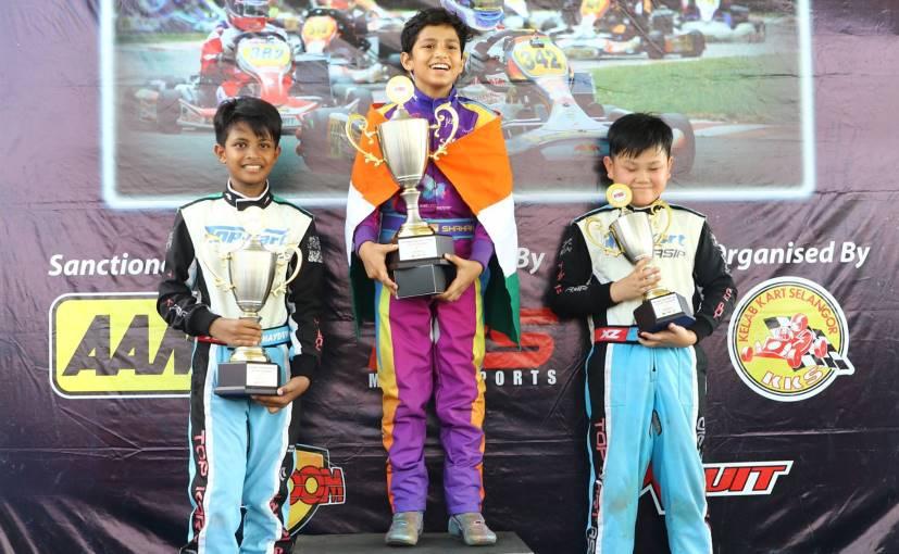 Asia Karting Championship Winners