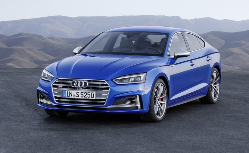 New-Gen Audi A5 And S5 Revealed; Will Make Public Debut At the 2016 Paris Motor Show