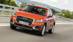SUVs Coming To India: Audi Q2