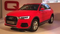 Audi Q3 Gets Festive Season Discounts Across The Country