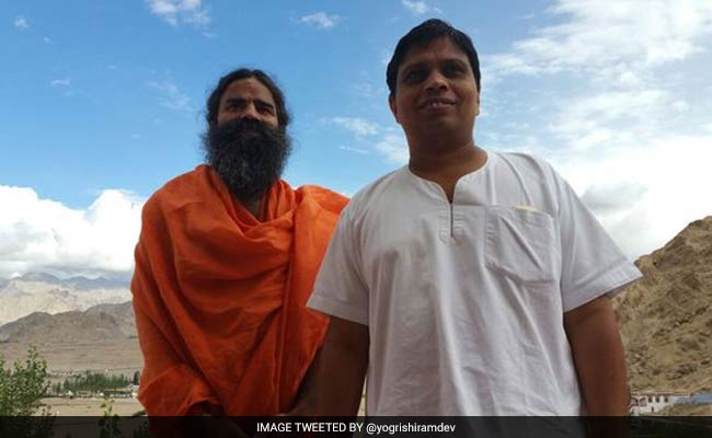 Congress Targets Himachal Government Over Land For Ramdev's Patanjali