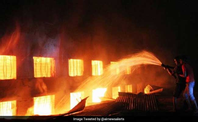 Bangladesh Garment Factory Fire Kills 12, Injures Several Others