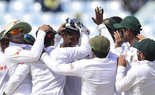 बांग्लादेश ने अपने 100वें टेस्ट में श्रीलंका को हराया, 4 विकेट से जीता मैच