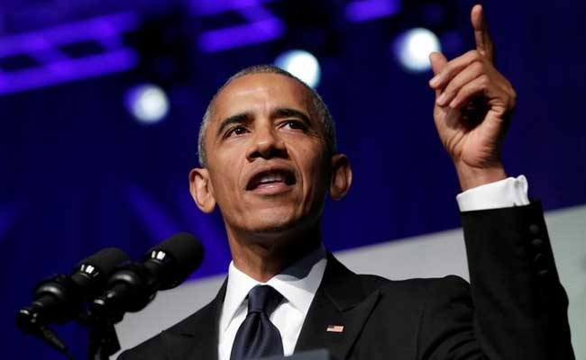 Former US President Barack Obama To Interact With Young Leaders In Delhi On December 1