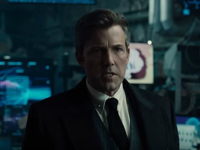 First Look: Justice League's Batman Arrives. Thank You, Zack Snyder