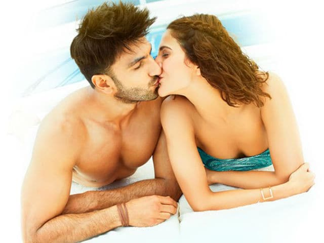 All That Kissing in Ranveer Singh's Befikre Hasn't Passed the Censor By