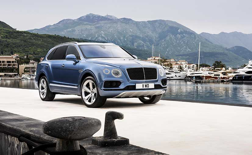 Bentley Bentayga Diesel Specifications