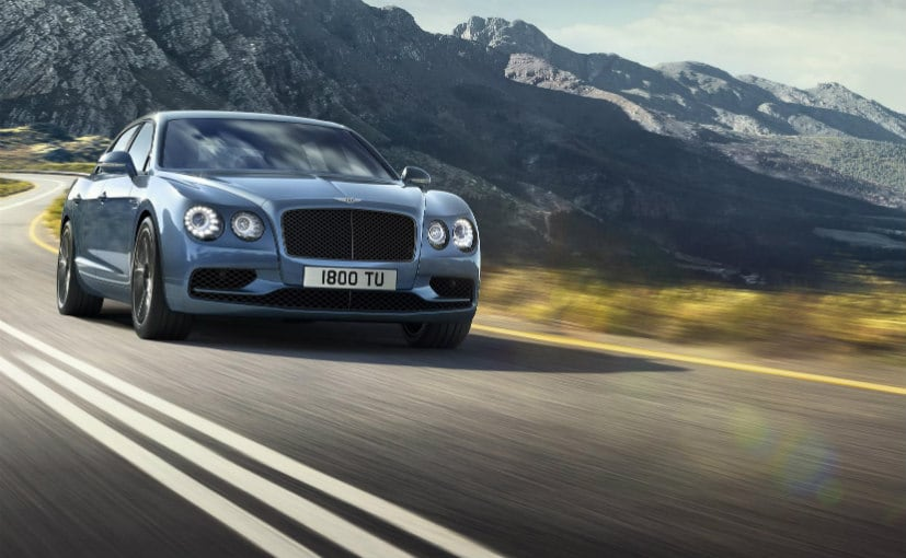 76c5bf912e Bentley Introduces The Flying Spur W12 S In Its Portfolio - NDTV ...