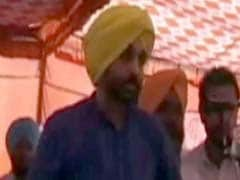 AAP's Bhagwant Mann Booked For Alleged Misbehaviour with Mediapersons