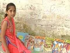 This 9-Year-Old 'Librarian' Educates Kids In Her Slum In Bhopal