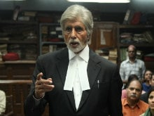 Amitabh Bachchan's <I>Pink</i> Gets 5 Star Reviews From Celebs