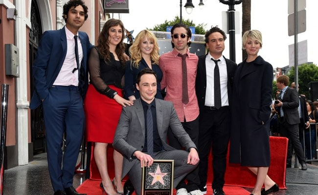 'Big Bang Theory' Stars Top Forbes' Highest Paid TV Actors List