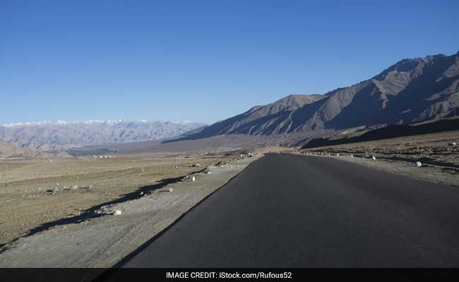 At 19,300 Feet, Ladakh Gets World's Highest Motorable Road