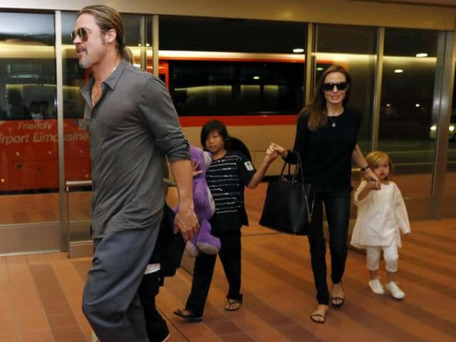 Brad Pitt Reportedly Probed For Verbally, Physically Abusing His Kids