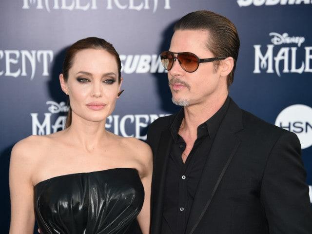 Angelina Jolie, Brad Pitt Are Done. Twitter Invokes Jennifer Aniston