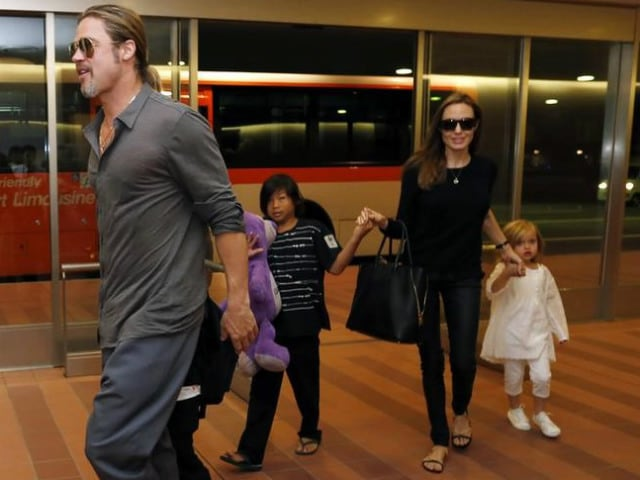 Brad Pitt Did Not Abuse Son Maddox, Shows New Airport Footage