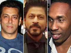 शाहरुख और सलमान खान के बारे में वेस्टइंडीज के क्रिकेटर ड्वेन ब्रावो ने क्या कहा?