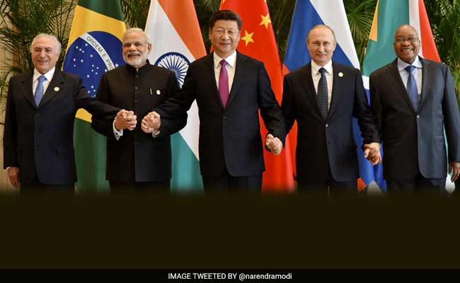 BRICS Must Intensify Efforts Against Terror, Its Sponsors: PM Modi