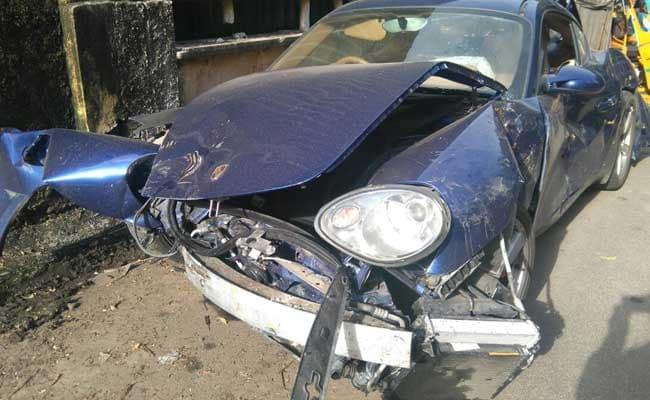 Chennai Auto-Driver Killed As Allegedly Drunk Student Rams Porsche Into 12 Autos