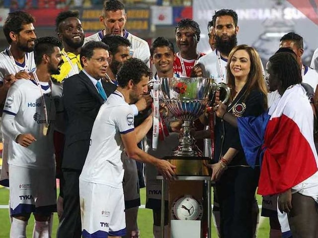 Indian Super League: Stage Set For Gala Opening of Third Season in Guwahati