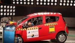 Now Made-In-India Chevrolet Beat Fails Latin NCAP Crash Test