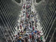 Chinese Glass Bridge, World's Longest, Closes