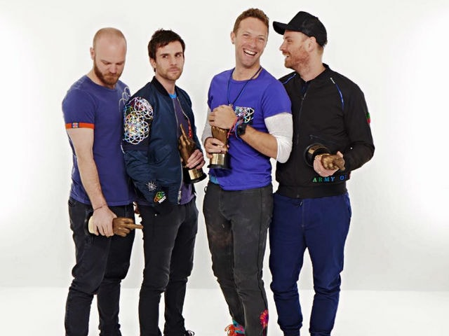 Coldplay Just Unbroke Our Hearts. Tickets Will be Free, Not 25,000