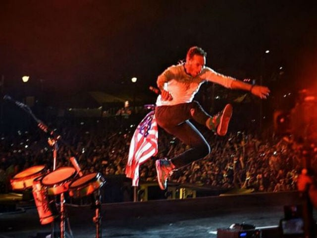 Gear Up. Global Citizen to Announce 10,000 Free Tickets For Coldplay