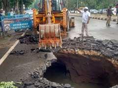 हैदराबाद में भारी बारिश, राहत और बचाव के लिए एनडीआरएफ को किया सतर्क