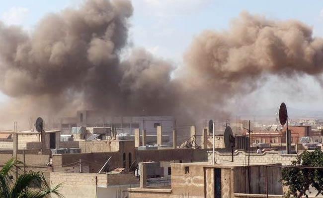 Turkish Warplanes Kill 20 ISIS Fighters In North Syria