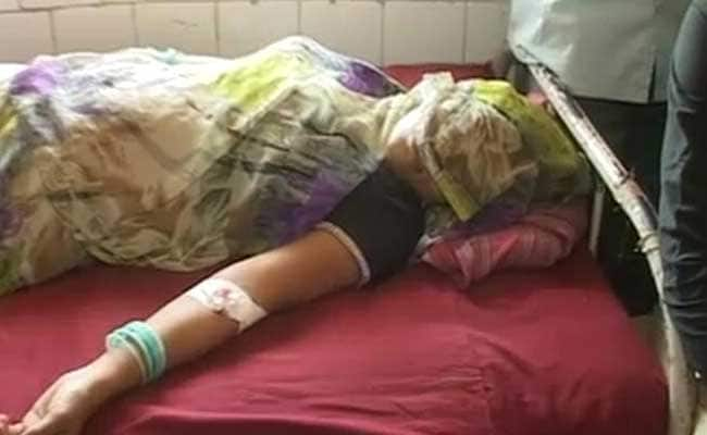 'Kicked In My Stomach': Pregnant Dalit Woman Beaten For Not Picking Cow Carcass