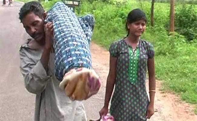 Daughter of Odisha Man Who Carried Wife's Corpse Clears Class 10 Exams