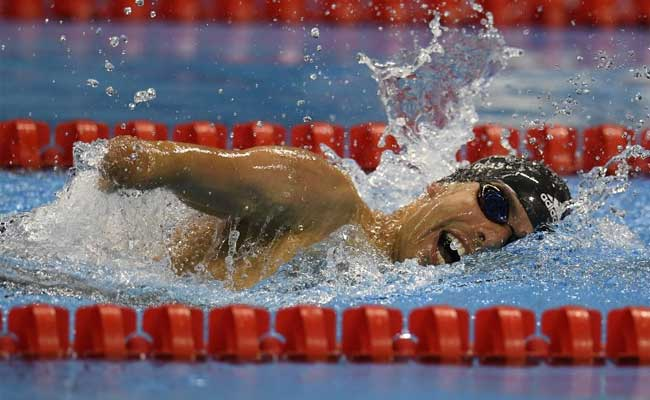 Brazilian Paralympic Star The New Michael Phelps? No, He's Daniel Dias