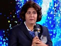पैरालिपिंक रजत पदक विजेता दीपा मलिक को चार करोड़ रुपये और सरकारी नौकरी : अनिल विज