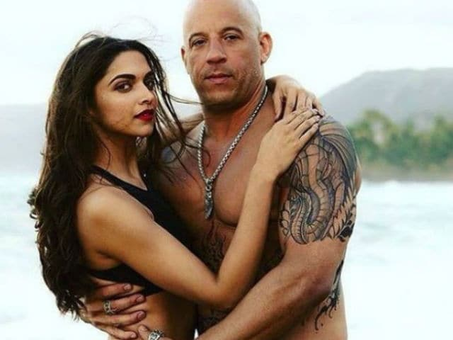 Deepika Padukone, Vin Diesel Score Perfect 10 in Desi Couture