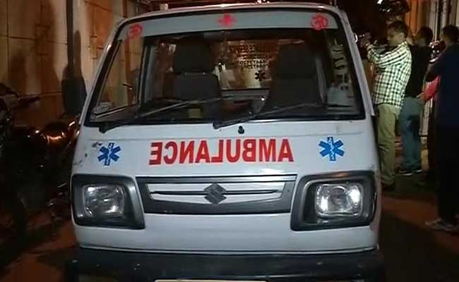 Denied Ambulance, Odisha Man Carries Son's Body On Trolley Rickshaw
