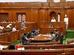 AAP, BJP Clash In Delhi Assembly Over Mohalla Clinics Issue