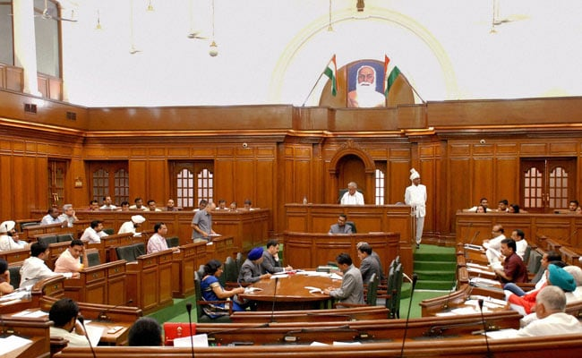 Delhi Assembly Passes Rs 46,600 Crore Budget For 2017-18