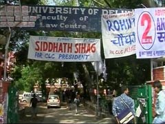 Outfits Seek To Cash In On Social Media Ahead Of DU Students' Union Polls