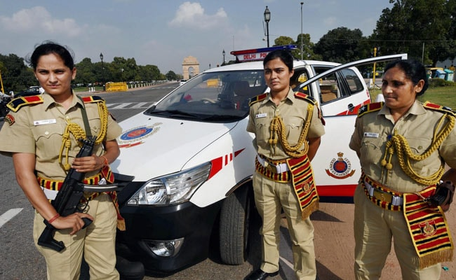 In A New Initiative, 5 All-Women PCR Vans Launched In Delhi