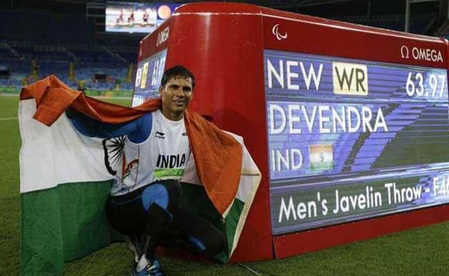 खेल रत्न पुरस्कार पाने वाले देवेंद्र झाझरिया ने जब वर्ल्ड रिकॉर्ड बनाते हुए जीता गोल्ड, जानें 5 बातें