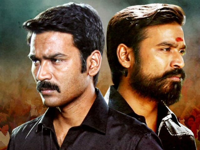 Dhanush is Blowing Our Minds Twice Over in Kodi's Motion Poster