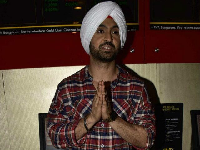Diljit Dosanjh 'Could Not Relate' to the Role Offered in Baadhshaho
