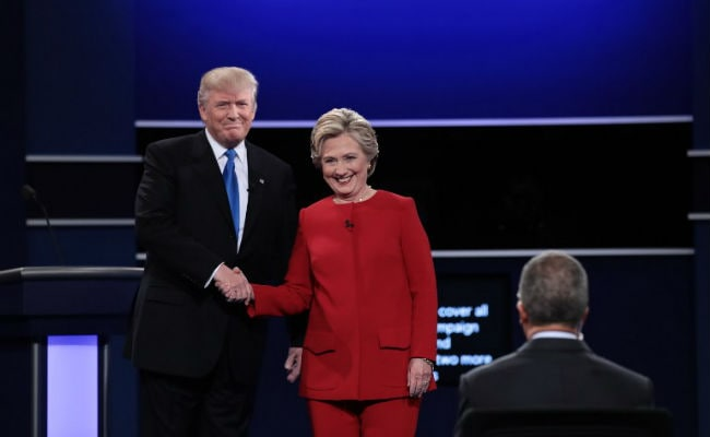 Donald Trump Slams 'Crooked Hillary Clinton' For Blaming Others For Poll Loss