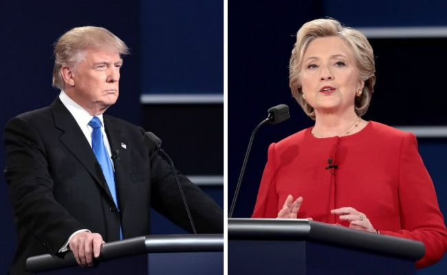 Hillary Clinton Leads Donald Trump By 5 Points In US Presidential Race: Report