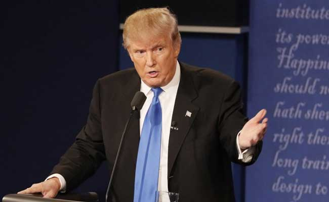 Donald Trump Says US Cannot Be 'Policeman Of The World'