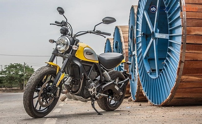 Ducati Monster 821 And Scrambler Temporarily Discontinued Ndtv